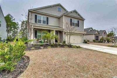 Myrtle Beach Single Family Home For Sale: 5309 Branchwood Court