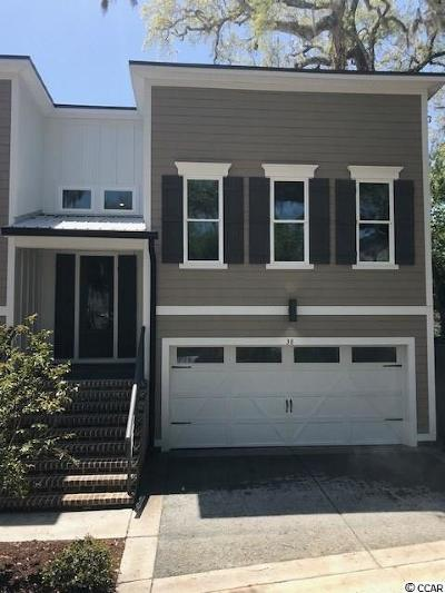 Murrells Inlet Condo/Townhouse For Sale: 38 Shady Moss Loop #4