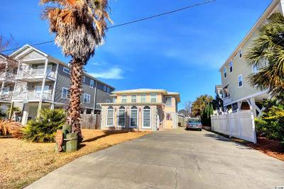 Garden City Beach Single Family Home For Sale: 126 Rainbow Drive