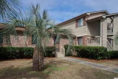 Myrtle Beach Condo/Townhouse For Sale: 305 Resort Drive #D-15