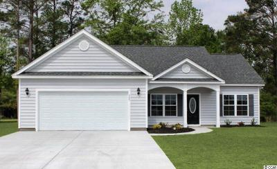 Conway SC Single Family Home Active-Pend. Cntgt. On Financi: $159,200