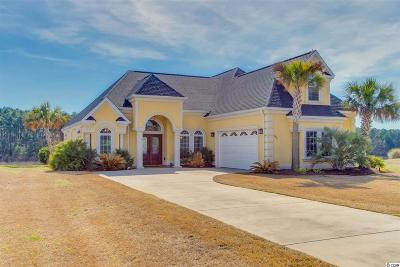 Myrtle Beach, Surfside Beach, North Myrtle Beach Single Family Home For Sale: 185 Ave. Of The Palms
