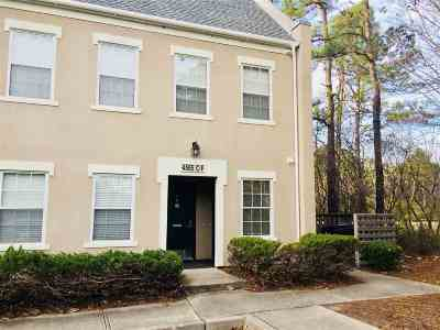 Myrtle Beach Condo/Townhouse For Sale: 4565 Girvan Drive #F