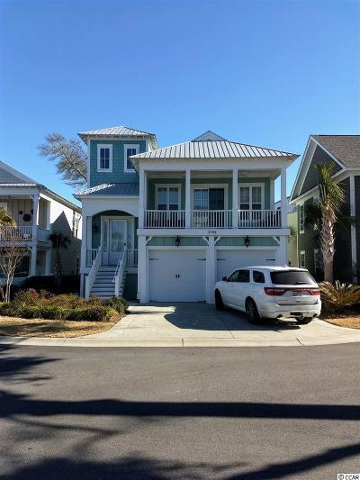 North Myrtle Beach Single Family Home For Sale: 4989 Salt Creek Court