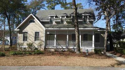 North Myrtle Beach Single Family Home For Sale: 1501 Inlet Way