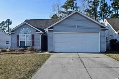 Myrtle Beach Single Family Home For Sale: 6512 Royal Pine Drive