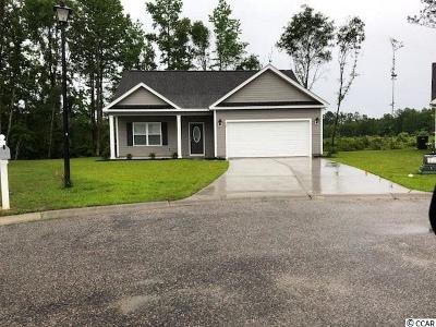 Loris SC Single Family Home For Sale: $159,999