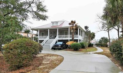 Murrells Inlet Single Family Home For Sale: 1700 Pond Rd