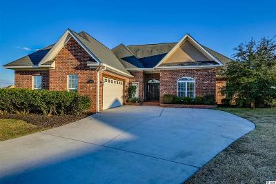Myrtle Beach Single Family Home For Sale: 2009 Hideaway Point