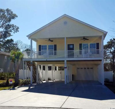 North Myrtle Beach Single Family Home For Sale: 701 S 26th Ave