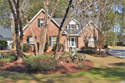 Pawleys Island Single Family Home Active-Pend. Contingent Contra: 861 Club Circle