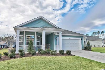 Murrells Inlet Single Family Home For Sale: 1643 Murrell Pl.