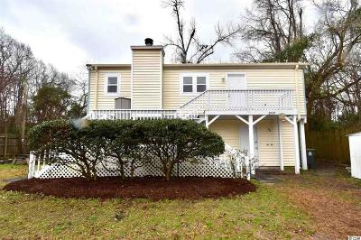 North Myrtle Beach Single Family Home For Sale: 2909 Wiley Drive
