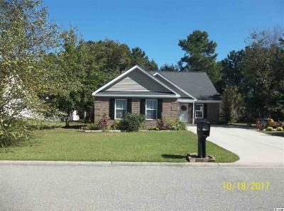 Longs Single Family Home For Sale: 167 Whispering Oaks Drive