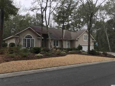North Myrtle Beach Single Family Home For Sale: 1214 Pine Valley Rd