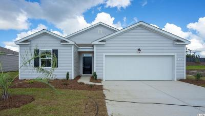 Myrtle Beach, North Myrtle Beach Single Family Home For Sale: Tbd Aurora Loop