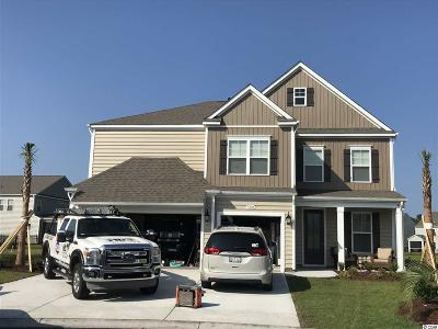 Myrtle Beach, North Myrtle Beach Single Family Home Active-Pend. Cntgt. On Financi: 5808 Oakbury Court