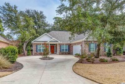 Pawleys Island Single Family Home For Sale: 72 Portrush Loop
