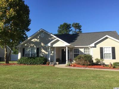 Myrtle Beach Single Family Home For Sale: 1108 Jumper Trail Circle