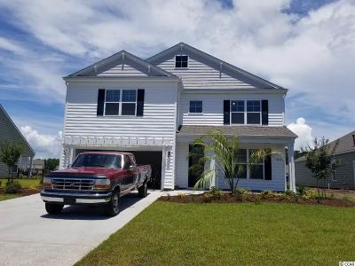 Myrtle Beach, North Myrtle Beach Single Family Home Active-Pend. Cntgt. On Financi: 5438 Sunset Lake Ln.