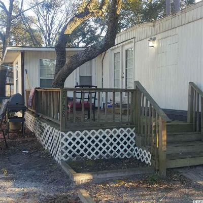Myrtle Beach SC Single Family Home For Sale: $34,900