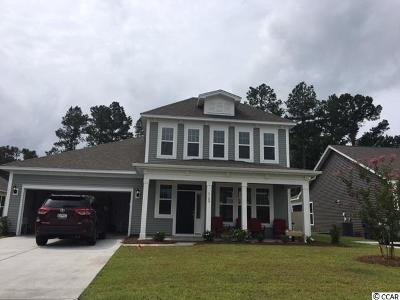 Myrtle Beach, North Myrtle Beach Single Family Home Active-Pend. Cntgt. On Financi: 5109 Country Pine Drive