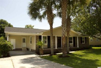 Myrtle Beach Single Family Home For Sale: 4508 Pine Lake Drive
