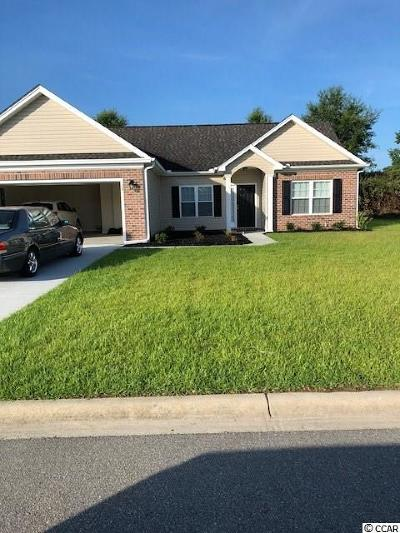 Conway Single Family Home For Sale: 138 Riverwatch Drive