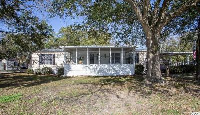 Murrells Inlet Single Family Home For Sale: 572 Lagrande Ave