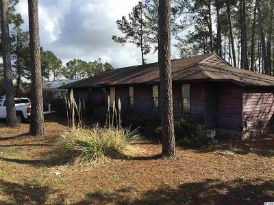 Conway Single Family Home Active-Pending Sale - Cash Ter: 2167 Hwy 544