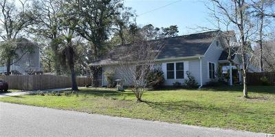 Surfside Beach Single Family Home For Sale: 112 N Myrtle