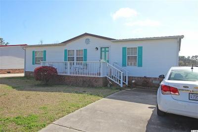 Little River Single Family Home For Sale: 258 Captains Drive