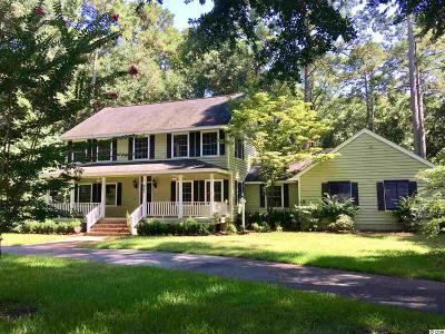 Myrtle Beach Single Family Home For Sale: 961 Old Bridge Road