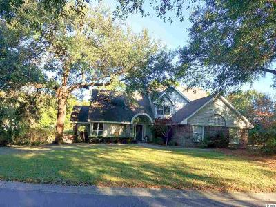 Pawleys Island Single Family Home For Sale: 258 Black Duck Road