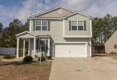 Myrtle Beach Single Family Home For Sale: 307 Burchwood Lane