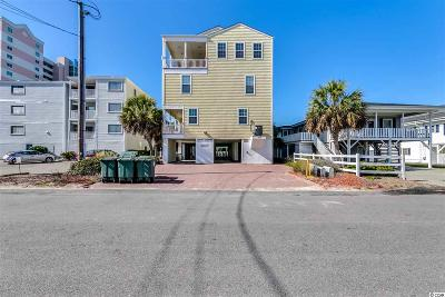 North Myrtle Beach Multi Family Home For Sale: 205 58th Ave N