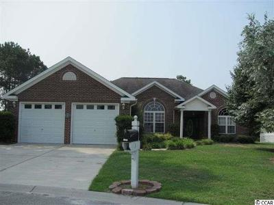 Myrtle Beach Single Family Home For Sale: 613 Woodbine Court