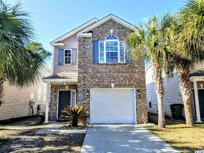 Surfside Beach Single Family Home Active-Pend. Cntgt. On Financi: 424 S Poplar Drive