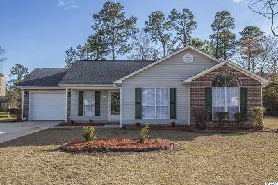 Conway SC Single Family Home For Sale: $149,900