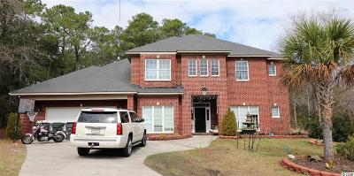 Little River Single Family Home For Sale: 4155 Heather Lakes Drive
