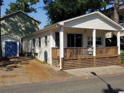 Myrtle Beach Single Family Home For Sale: 6001 S Kings Highway, Site 1650