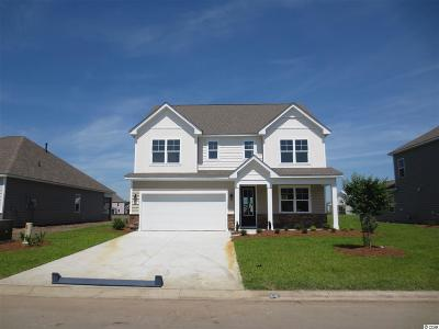Myrtle Beach, North Myrtle Beach Single Family Home For Sale: 5124 Stockyard Loop