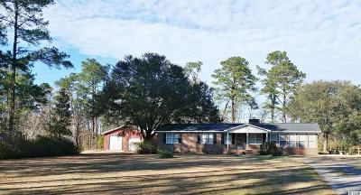 Myrtle Beach Single Family Home For Sale: 4250 Roscoe Rd