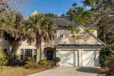 Pawleys Island Single Family Home For Sale: 30 Crab Trap Court