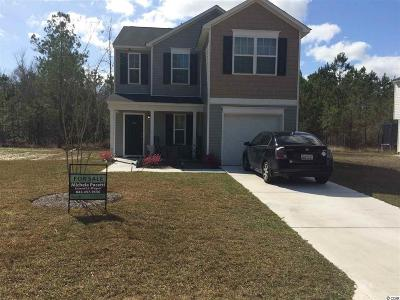 Loris SC Single Family Home For Sale: $138,000