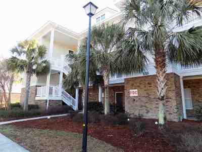 Conway SC Condo/Townhouse Active-Pend. Cntgt. On Financi: $109,900