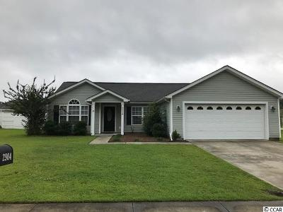 Conway SC Single Family Home For Sale: $175,000