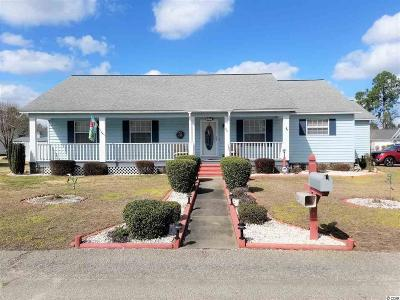 Myrtle Beach Single Family Home For Sale: 100 Benchmark Ct
