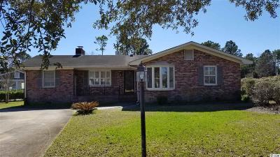 Myrtle Beach Single Family Home For Sale: 5636 Woodside Ave