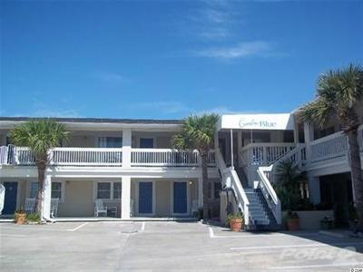 North Myrtle Beach Condo/Townhouse For Sale: 4409 N Ocean Boulevard #101